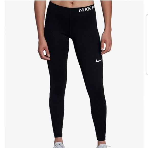 fa73e67e2ac01 Nike Pants | New Pro Drifit Leggings Tights Black Xs | Poshmark